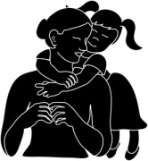 silhouette_of_a_girl_hugging_her_mom_0515-1004-2122-0854_smu