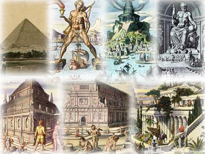 The-Seven-Wonders-of-the-Ancient-World