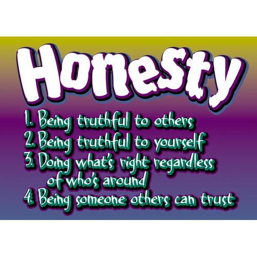 enlist acts of honesty