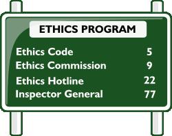 EthicsProgramRoadsign