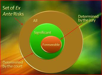 Ex Ante Risks(1)