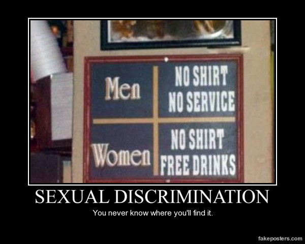 Is Sexual Harassment Discrimination