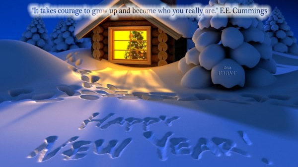 Mayr 2014 Happy New Year wish