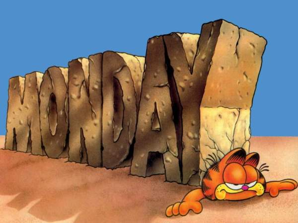 garfield_monday