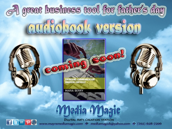 Breaching Audio book coming soon