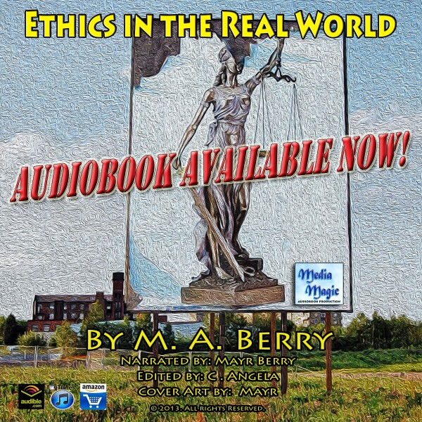 Ethics Audio Ad Just released