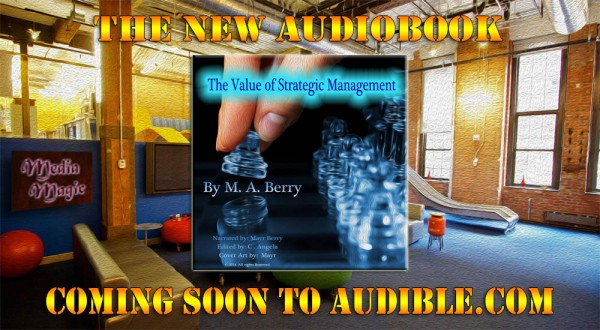 Coming Soon Value Audiobook Ad
