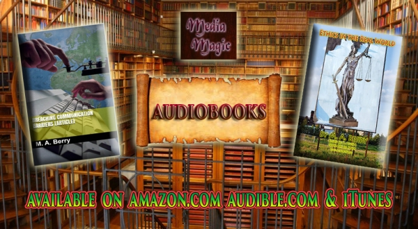 Ethics and Breaching Audio book Ad