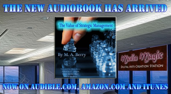 Available Now Value Audiobook Ad