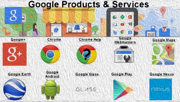 Google-Products-and-Services oil