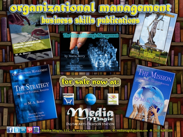 3 organizational management business skills publications nov 2014