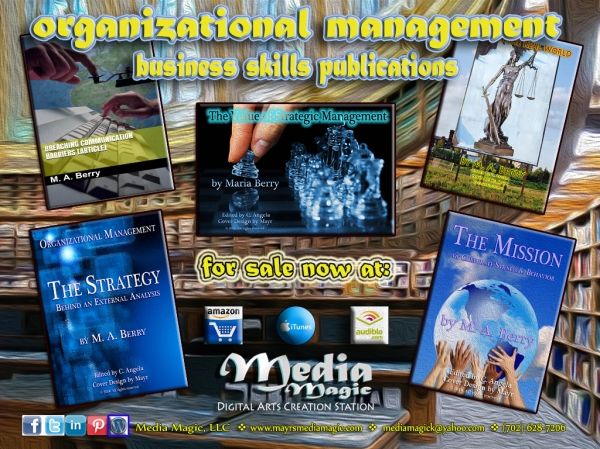 organizational management business skills publications nov 2014