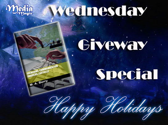 Wednesday giveaway special
