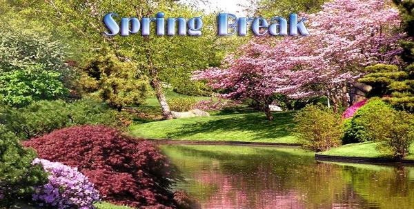 3-Friday Spring Break
