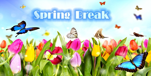 3- Monday Spring Break