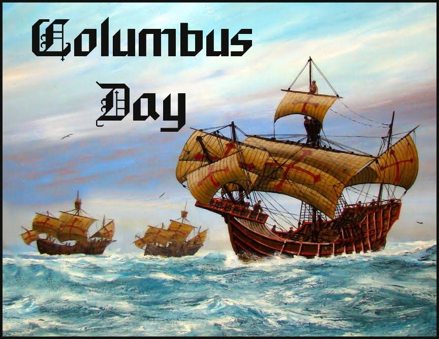 Columbus Day Mayrs Organizational Management
