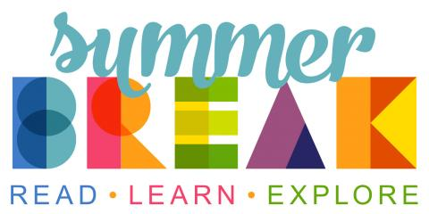 SUMMER BREAK logo